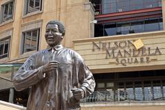Nelson Mandela Square, Johannesburg, South Africa Kuvituskuvat