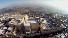 Historic city Mardin Turkey Stock Footage