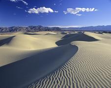 Death Valley Dunes #2 California Stock Photos