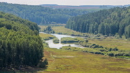 Nature in the Russia Stock Footage