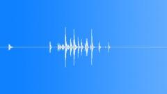 Aluminium Foil Squash 02 Sound Effect