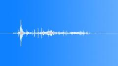 Paper Squash 09 Sound Effect