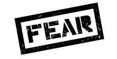 Fear rubber stamp Piirros