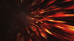 Tunnel. Journey to hell. Stock Footage