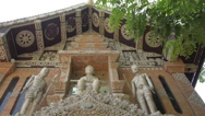 Thailand Buddhist Temple Stock Footage
