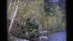 1953: it seems the nature have unique quality that makes pleasant WISCONSIN Stock Footage