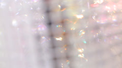 Shining light reflection background. Stock Footage