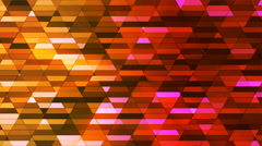 Broadcast Twinkling Diamond Hi-Tech Small Bars, Multi Color, Abstract, Loop, 4K Stock Footage