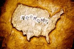 US Economy Stock Photos