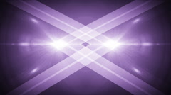 Light background with cross line violet Stock Footage