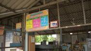 Thailand Maesai Temple Stock Footage