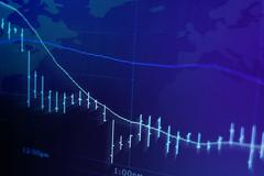 Stock Price Background Stock Illustration