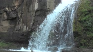 Waterfall Nature Footage Stock Footage