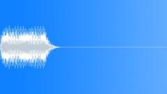 Unsuccessful - Buzz - Production Element Sound Effect