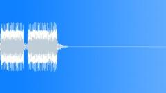 Misstep - Buzzer - Fx Sound Effect
