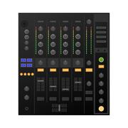 Digital DJ deck, mixer. Vector Stock Illustration