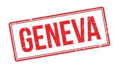 Geneva rubber stamp Piirros