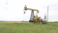 Extraction of Oil Stock Footage