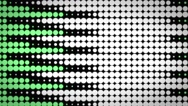 CI000050 Green Circle Background Stock Footage