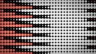 CI000052  Orange Circle Background Stock Footage