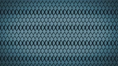 CI000057 Loopable Blue Diamond Background Stock Footage