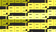 CI000073 Yellow Loopable Motion Background Stock Footage