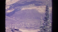 1967: snow playing is seen COLORADO Stock Footage