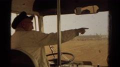 1967: desert area is seen COLORADO Stock Footage