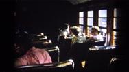 1963: train is seen CALIFORNIA Stock Footage