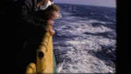 1963: ship is seen CALIFORNIA Stock Footage