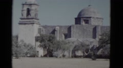 1952: tourist area is seen NEW ORLEANS Stock Footage