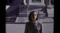 1952: an evidence of architectural brilliance ARIZONA Stock Footage