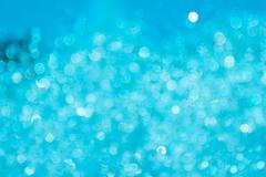 Blue lights abstract background Stock Photos