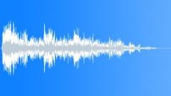 Sound Design Lightning Thunder Sky Spark Medium CloseElectric DischargeVery Lon Sound Effect