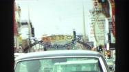 1968: down memory lane, reno nevada VANCOUVER, CANADA Stock Footage