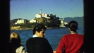 1968: a water area is seen VANCOUVER, CANADA Stock Footage