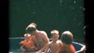 1963: summer fun CAMDEN, NEW JERSEY Stock Footage
