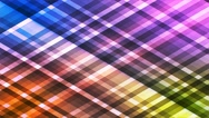Broadcast Twinkling Diamond Hi-Tech Strips, Multi Color, Abstract, Loopable, 4K Stock Footage