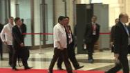 Rodrigo Duterte Philippines President Stock Footage