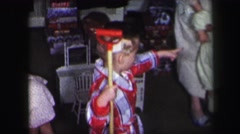 1974: a child is seen LYNBROOK, NEW YORK Stock Footage