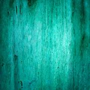 Old shabby painted metal texture Stock Photos