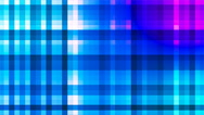 Broadcast Twinkling Hi-Tech Strips, Blue, Abstract, Loopable, 4K Stock Footage
