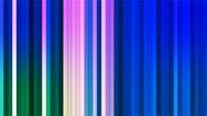 Broadcast Twinkling Vertical Hi-Tech Bars, Multi Color, Abstract, Loopable, 4K Stock Footage