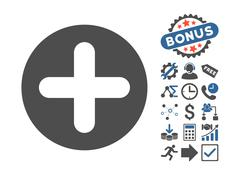 Create Flat Vector Icon With Bonus Stock Illustration