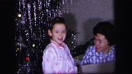 1974: kids showing off their new presents. LYNBROOK, NEW YORK Stock Footage