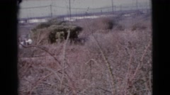 1964: fields in the mid west COTTONWOOD, ARIZONA Stock Footage