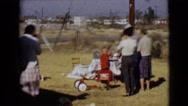 1968: a outdoor scene CLARKSDALE, ARIZONA Stock Footage