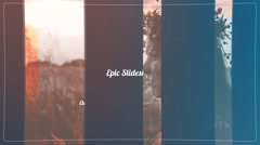 Epic Slideshow Stock After Effects