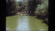 1962: water close up is seen SAN PEDRO, CALIFORNIA Stock Footage