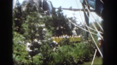 1962: a tour is seen SAN PEDRO, CALIFORNIA Stock Footage